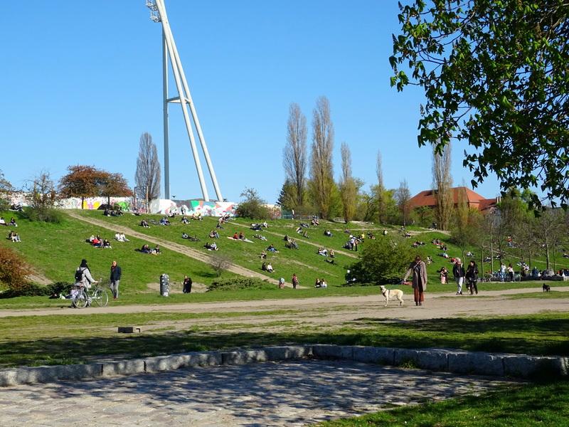 Mauer Park best parks in Berlin