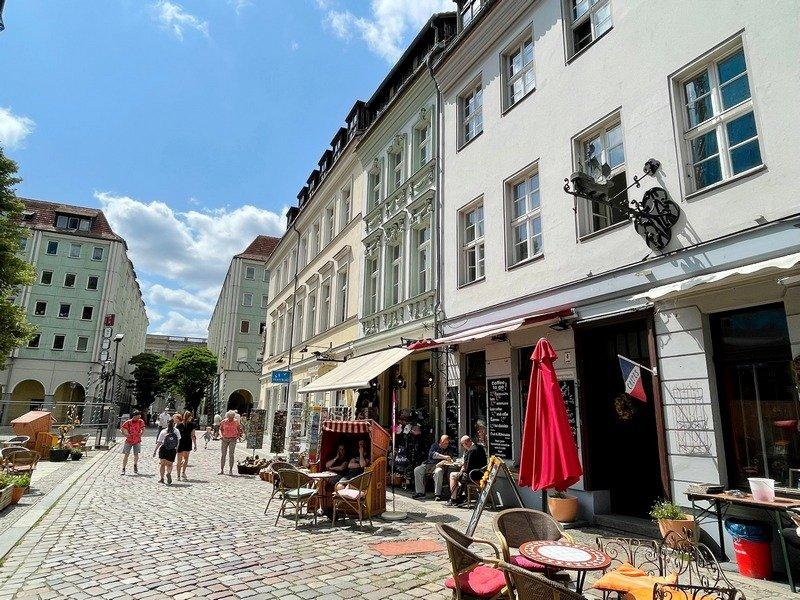 Berlin Nikolaiviertel places to see