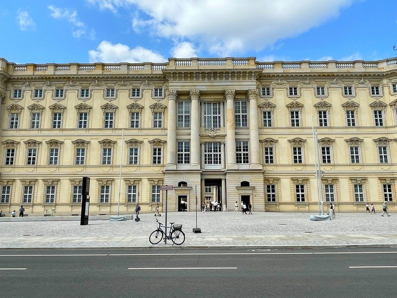 Berlin Palace Humboldt Forum things to do in Berlin