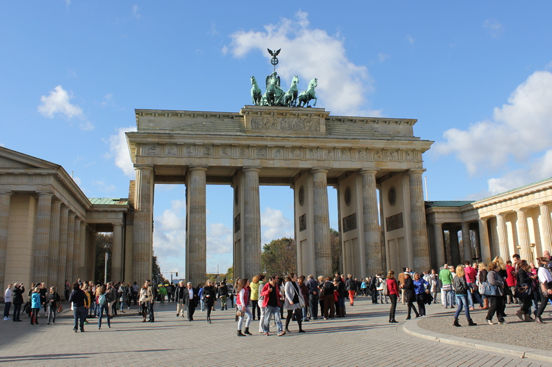Berlin Brandenburg Gate - Berlin packing list