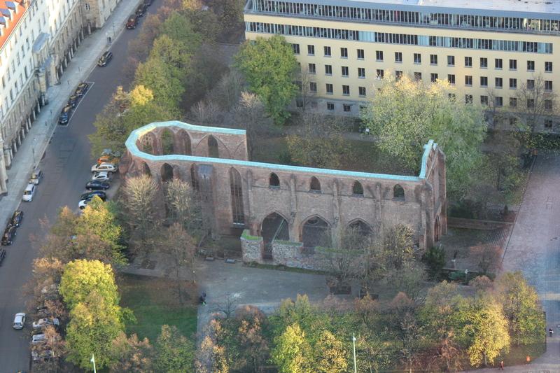 Franciscan Monastery ruins Berlin