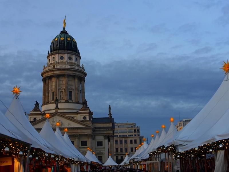 Berlin Christmas markets Gendarmenmarkt