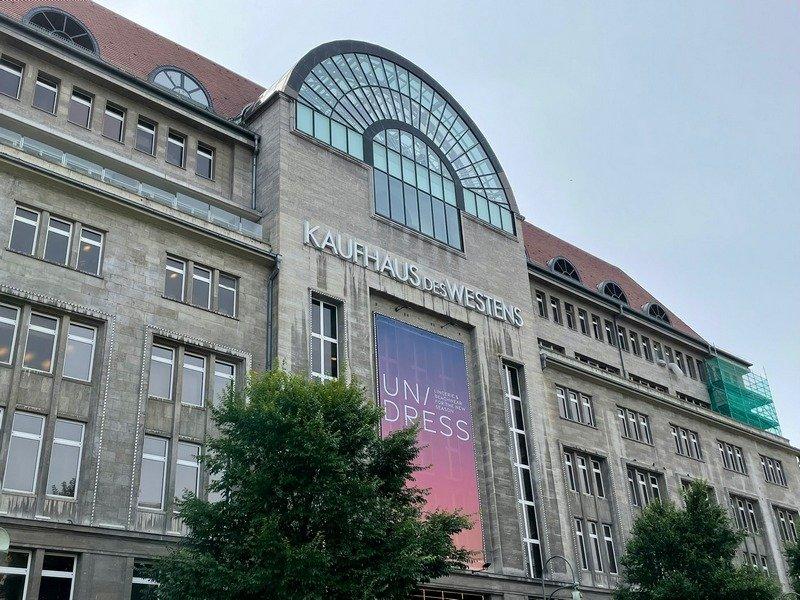 KaDeWe shopping center - Berlin in 3 days