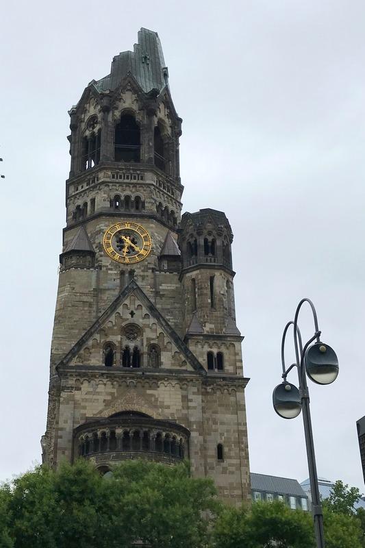 Kaiser Wilhelm Memorial Church Berlin landmarks