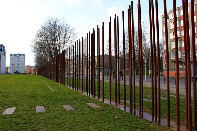 Bernauer Strasse Berlin Wall Memorial - 1 week in Germany