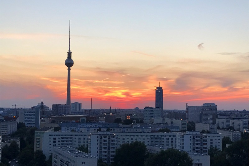 15 Amazing Places for the Best Views of Berlin From Above