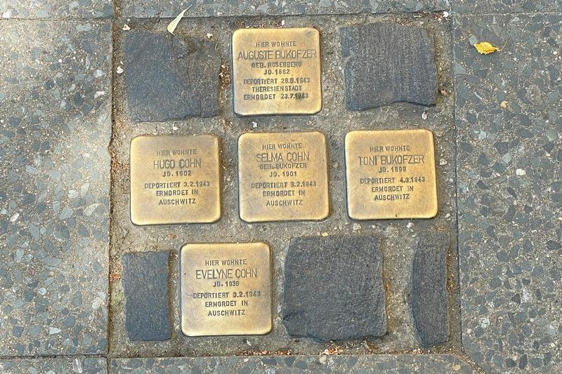 Berlin Stolpersteine