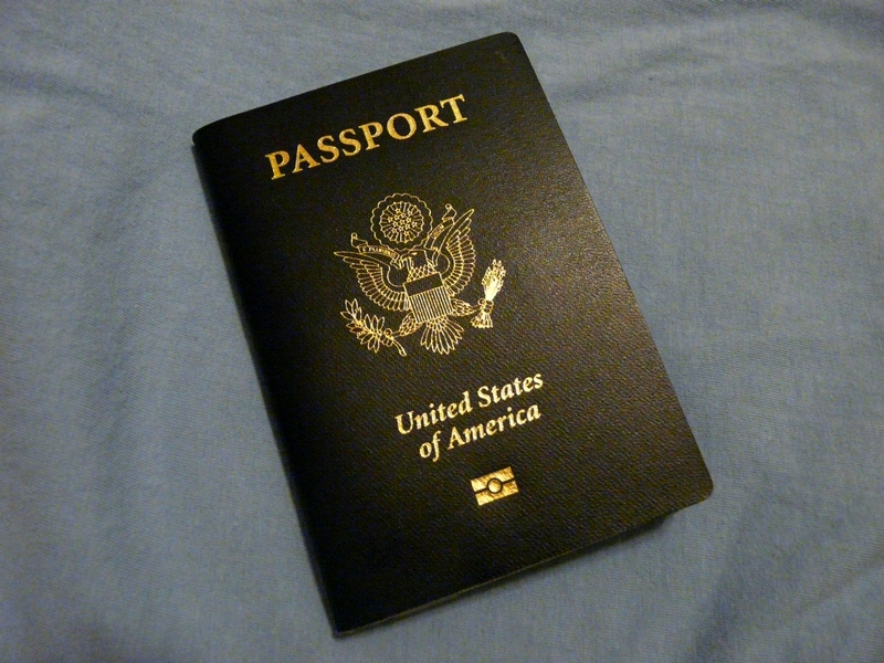 passport for Berlin packing list