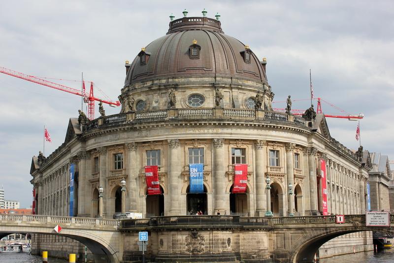 Berlin Museum Island Bode Museum
