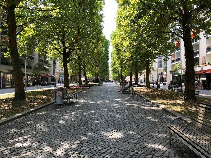 Dresden Neustadt 1 week in Germany