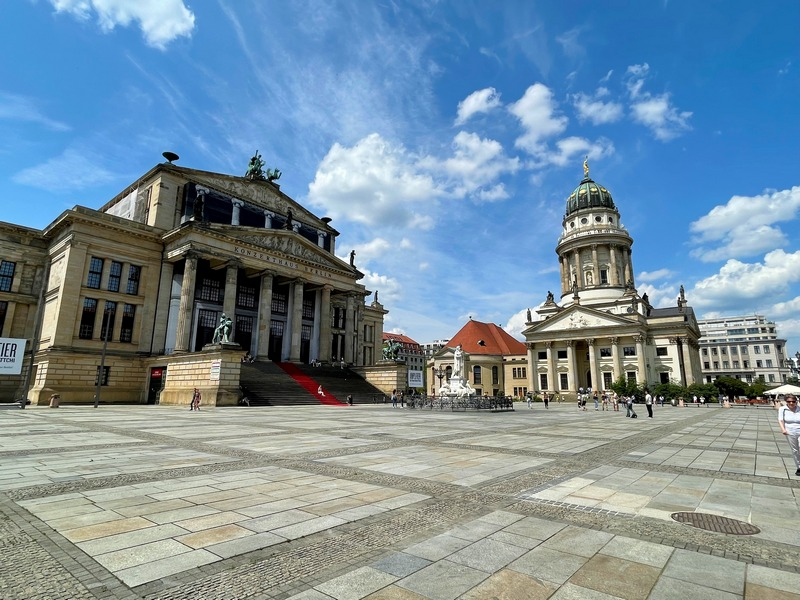 Gendarmenmarkt places to see in Berlin