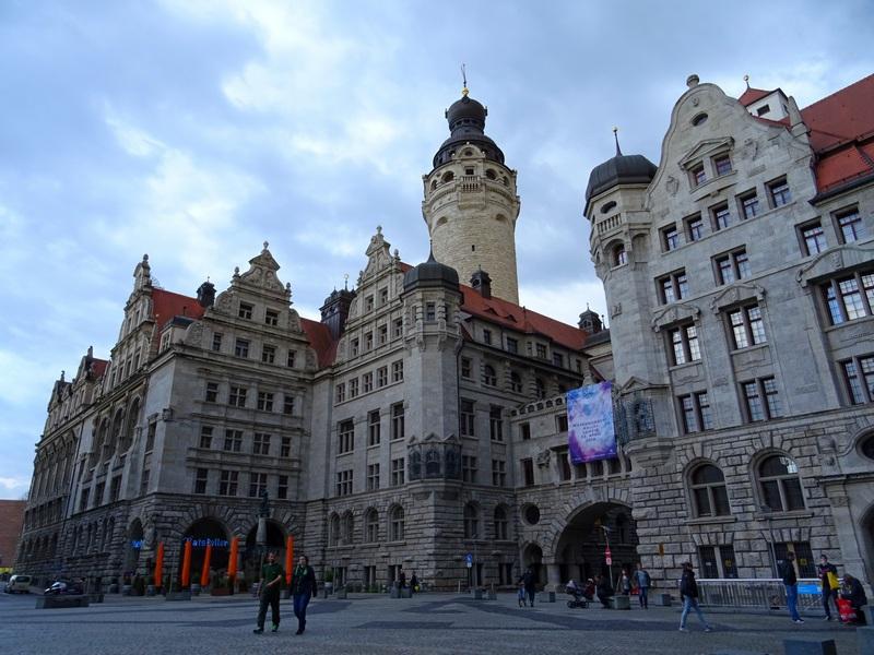 Leipzig 1 week in Germany itinerary