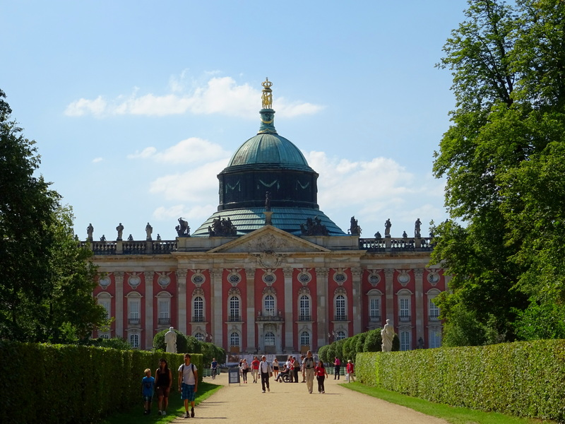 Neues Palace Potsdam castles