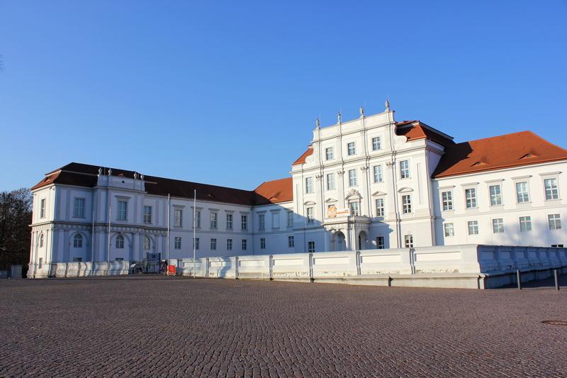 Oranienburg Castle near Berlin