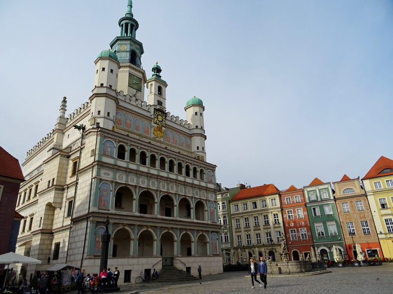 Poznan Poland old town Berlin day trips
