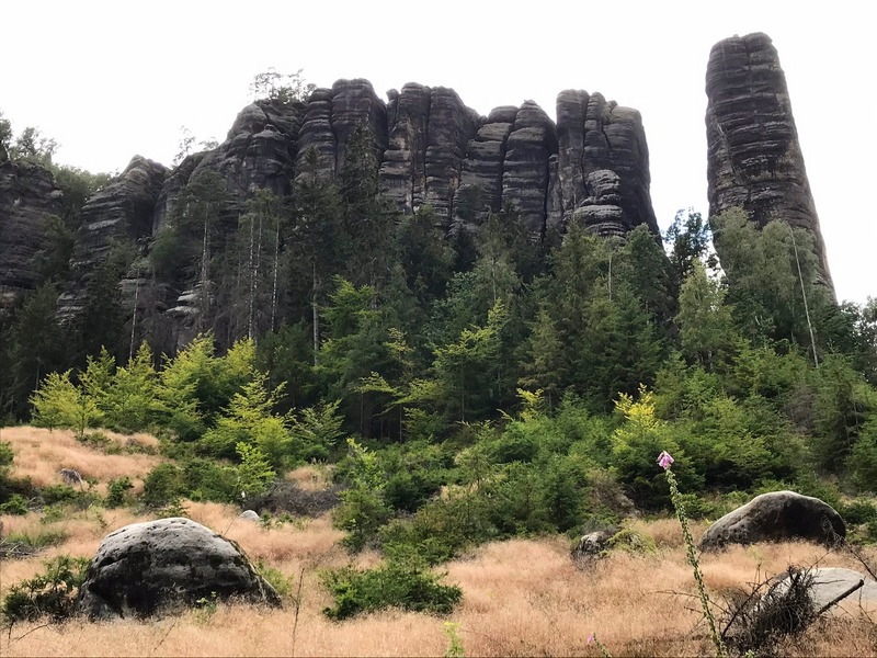 Bloßstock in Saxon Switzerland National Park - places to visit in Germany