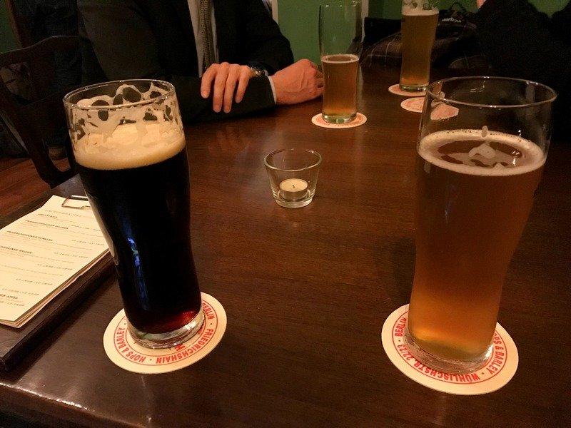 craft beer brewery in Berlin Friedrichshain Hops and Barley
