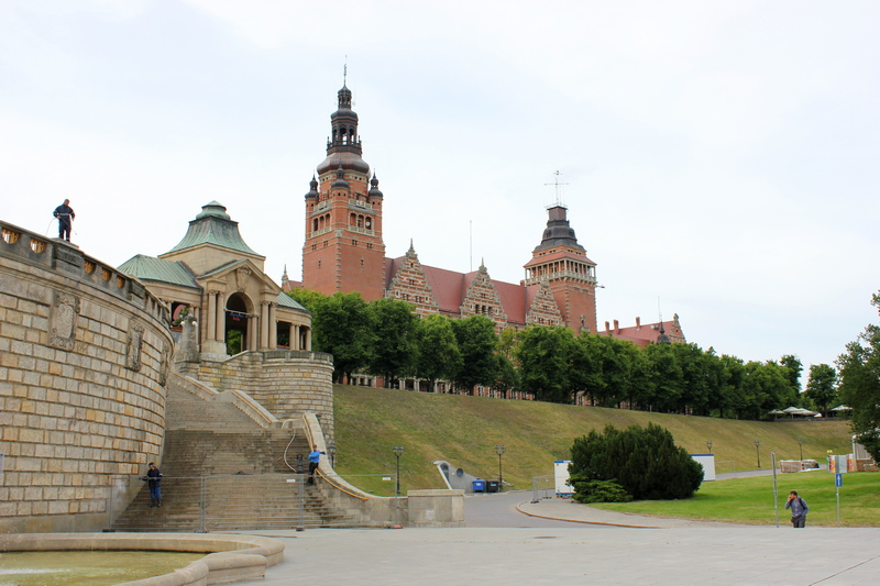 day trip from Berlin to Szczecin Poland