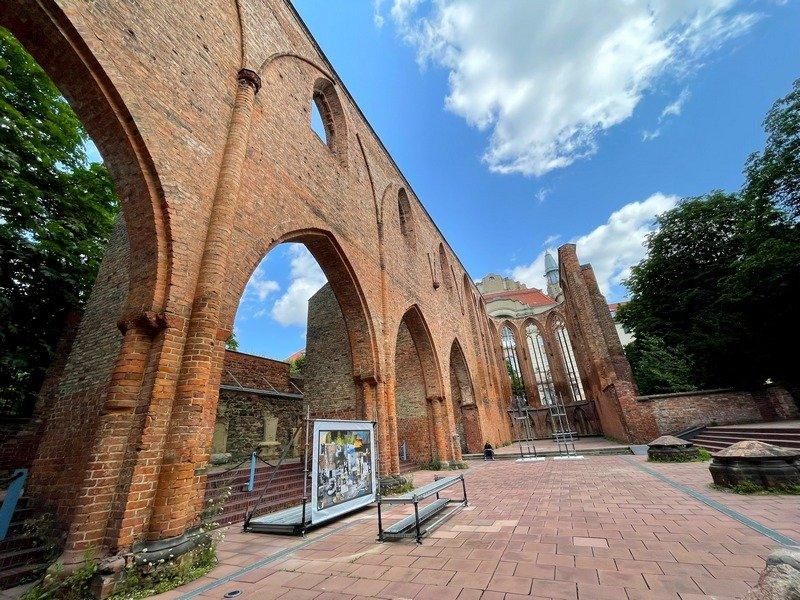 Berlin church ruins free things to do