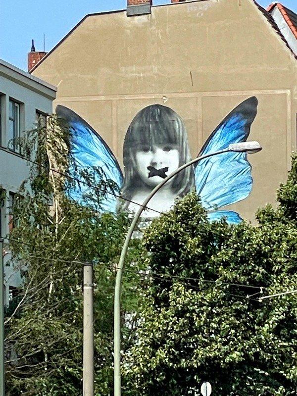 Berlin street art Boxhagener Str Friedrichshain