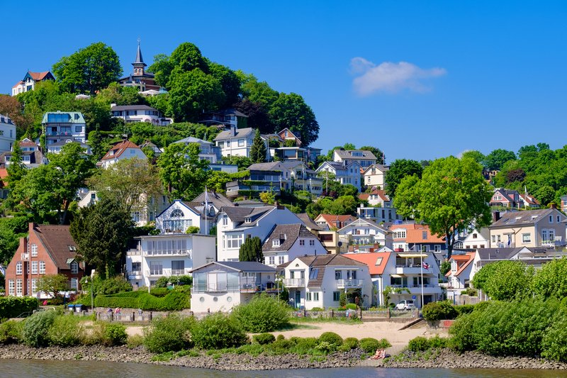 Blankenese Hamburg things to do on a day trip