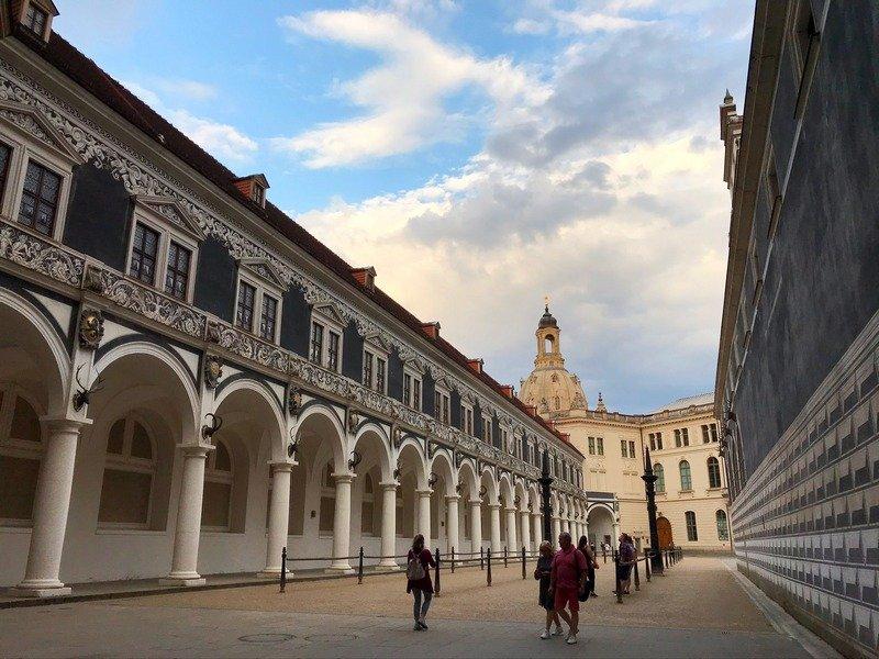 Dresden day trip Stallhof