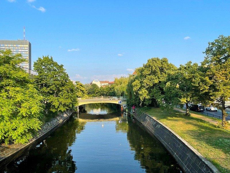 Landwehr Canal Berlin