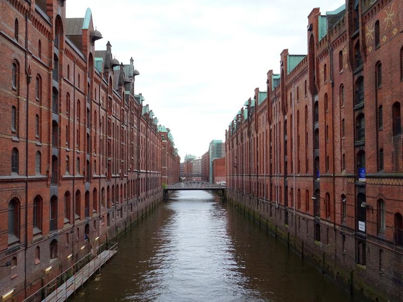 Speicherstadt district Hamburg day trip from Berlin