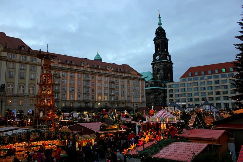 day trip from Berlin to Dresden Christmas market