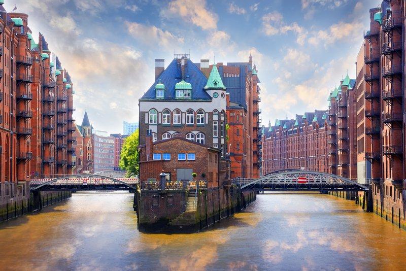Germany bucket list Hamburg Speicherstadt
