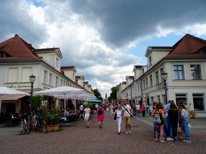 places to see in Potsdam Brandenburger Strasse