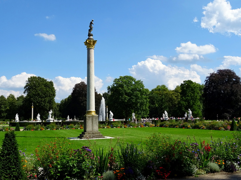 places to see in Potsdam gardens and parks