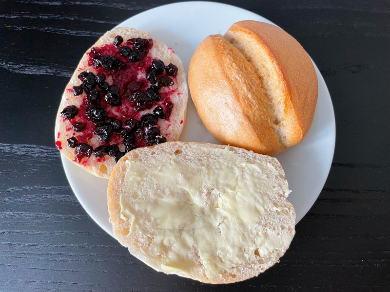what to eat in Germany bread