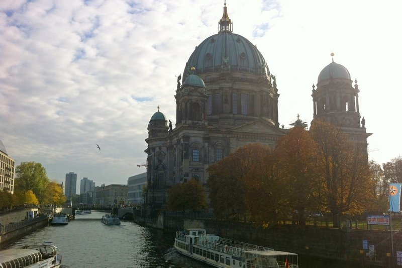 best things to do in Berlin in autumn Berliner Dom