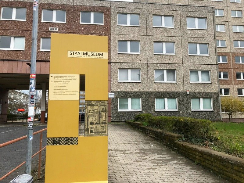cheap things to do in Berlin Stasi Museum