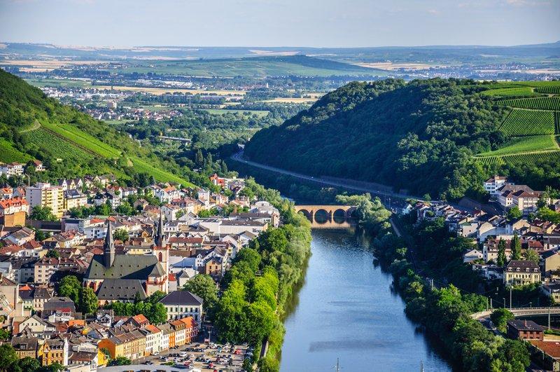 Bingen Germany bucket list Rhine Valley
