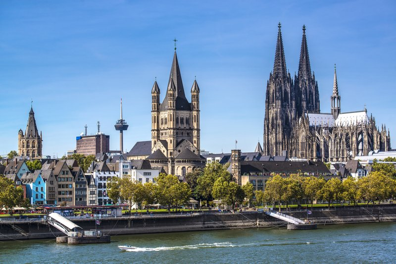 Cologne Germany bucket list places