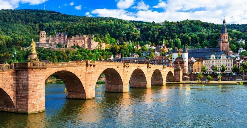 Germany bucket list destinations Heidelberg