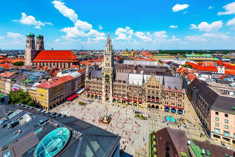 Germany bucket list places Munich