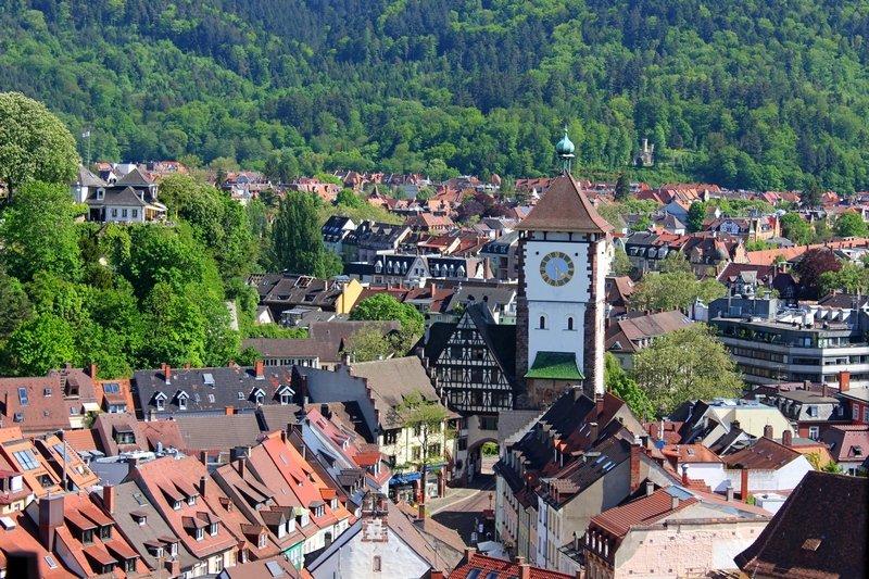 Schwabentor Freiburg Germany bucket list