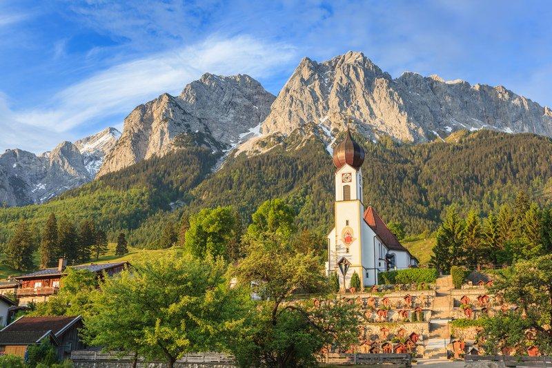 Zugspitze Garmisch Germany bucket list