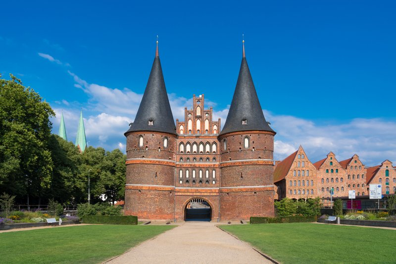 bucket list places in Germany Lübeck